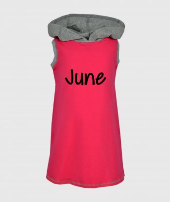 Everyday Cosy Lushes Pink/Grey Dress