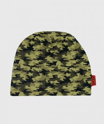 Baggy Hat Camouflage Green
