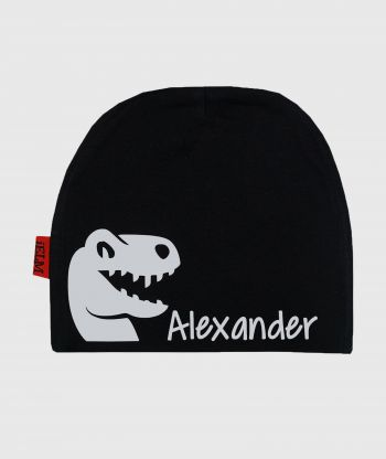 Baggy Hat Reflex Dino Black