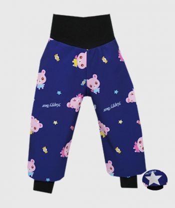 Waterproof Softshell Pants Happy Bears