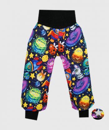 Waterproof Softshell Pants Space World
