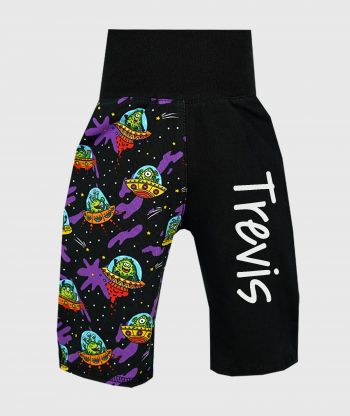 Short Pants Aliens