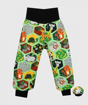 Waterproof Softshell Pants Animals
