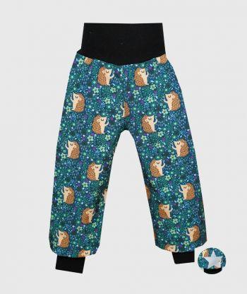 Waterproof Softshell Pants Hedgehog