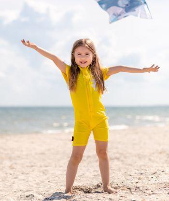 Swimsuit Yellow